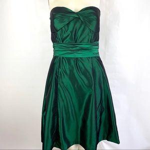 Women's Green Zara Cocktail Dress on Poshmark